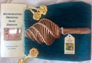 The rattle is used to call in the compassionate helping spirits to assist in resolving energies/feelings/emotions that may be affecting us. The rattle is also used to 'shake out' negative energies from a person or place.