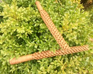 The Wand is an ancient shamanic instrument of invocation of spirit and serves primarily to direct spiritual energy.