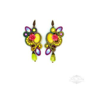 Hippie Dangle and Drop Earrings